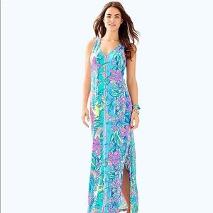Lilly Pulitzer Kerri Maxi Dress